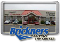 Brickners of Antigo & RV Center Dealer Website